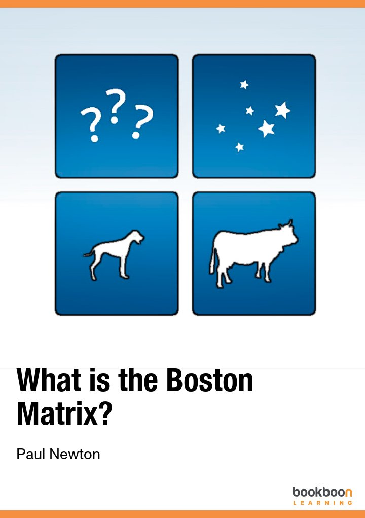 What is the Boston Matrix?