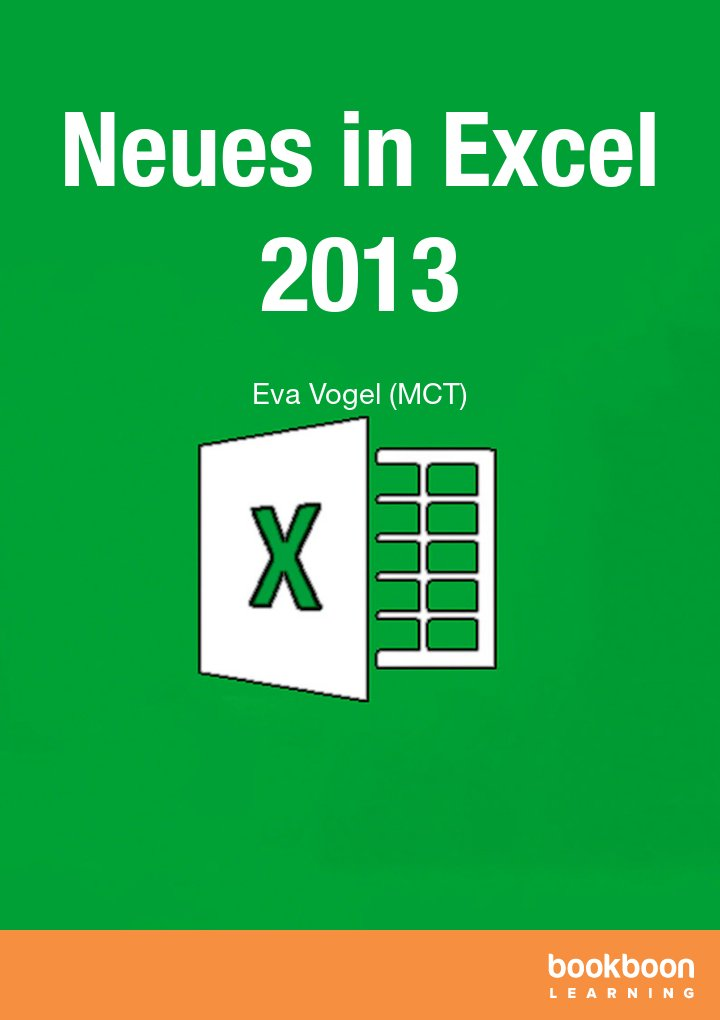 Neues in Excel 2013