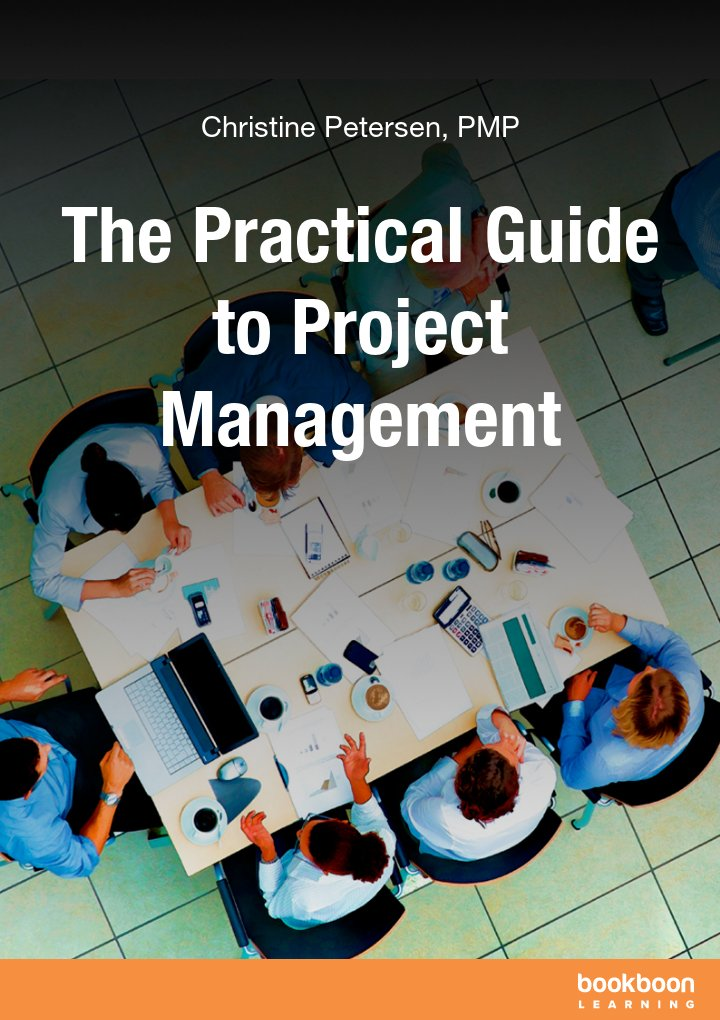Project management books christine petersen pmp fandeluxe Gallery